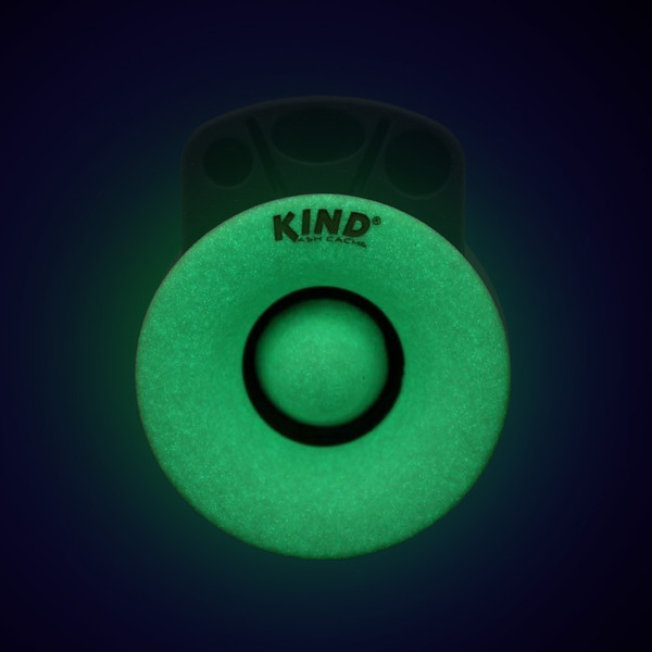 Kind Ash Cache Ashtray | Glow in the Dark | Master Distributor