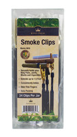 King Palm Extending Blunt Clips - 24pc Display - AFG Distribution