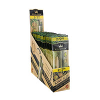 King Palm Pre-Roll Wraps - 2PK | King Size | 20pc Display