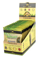 King Palm Rollies Pouches - 5pk / Rollies | 15pc Display