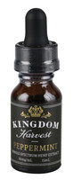 Kingdom Harvest Peppermint Hemp Extract - 15ml / 10mg