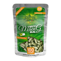 Kratom Pharmacy Capsules | White Maeng Da | Wholesale Distributor