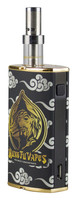 Kung Fu Vapes Pocket Rig 3.0 - Black - AFG Distribution