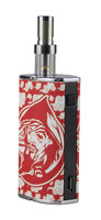 Kung Fu Vapes Pocket Rig 3.0 - Red - AFG Distribution