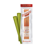 Kush Cones Terpene Infused Hemp Cones | Clementine | Wholesale