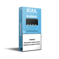 Kuul Pods - 5% | 10pk Display | Blueberry