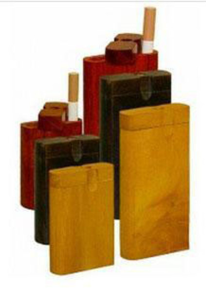 "Large Wood Smoke Stopper - 4"" / Assorted Colors"