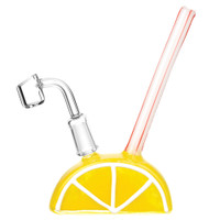 Lemon Slice Oil Rig - 7"