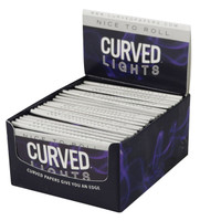 "Light Curved Rolling Papers - 1 1/4"" - 24pc"