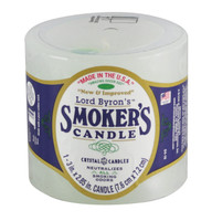 "Lord Byron's Smoker's Candle - 2.75"" / Citrus & Wood"