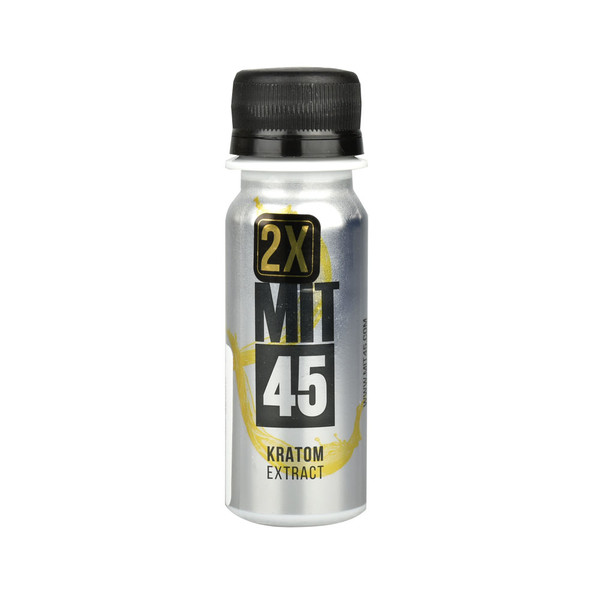 MIT 45 Silver Kratom Extract | Wholesale Distributor