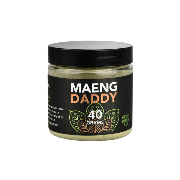 Maeng Daddy Kratom Powder | 40 Gram | Wholesale Distributor