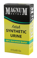 Magnum Detox Synthetic Fetish Urine - 4oz