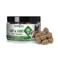 MYROLL CBD Pet Treats | 200mg | Wholesale Distributor
