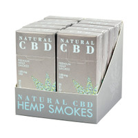 Natural CBD Menthol Hemp Smokes | Wholesale Distributor