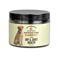 Nature's Healer CBD Pet Treats | Carrot Cake | Wholesale