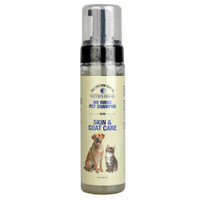Nature's Healer No Rinse CBD Shampoo For Pets - 150mg