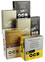 OCB Rolling Paper Wholesale Starter Kit w/ Free Box