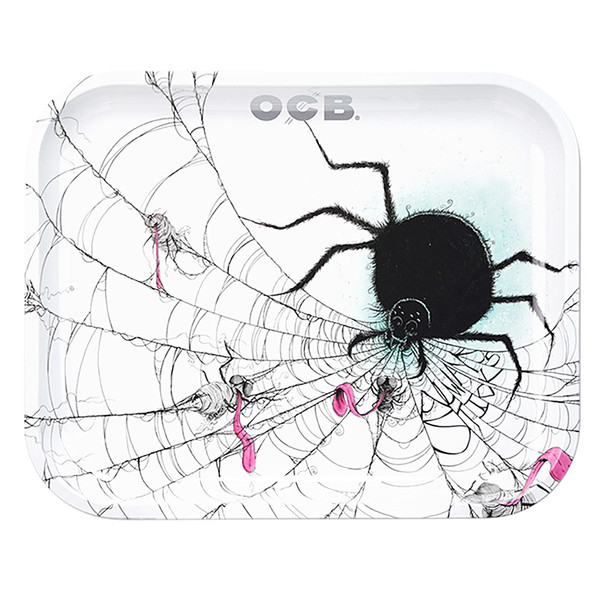 OCB Rolling Tray | Large | Spider