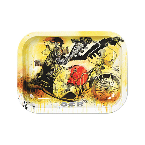 OCB Rolling Tray | Small | Montorcycle
