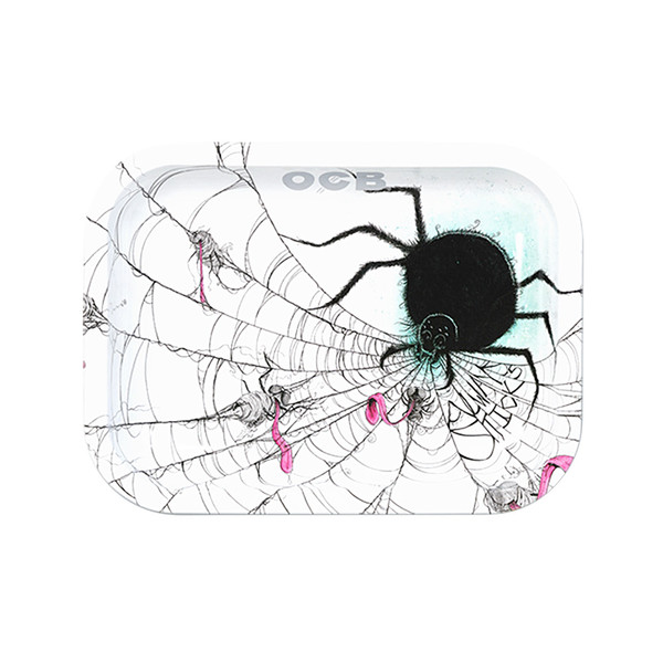 OCB Rolling Tray | Small | Spider