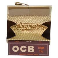 OCB Virgin Roll Kit | 1 1/4 | Wholesale Distributor