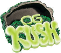 "OG Kush Stash Box - Polyresin | 5""x3.5"""