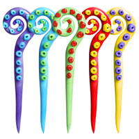 Octopus Tentacle Glass Dabber | Wholesale Distributor