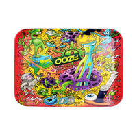 Ooze Biodegradable Rolling Tray | Universe | Medium | Wholesale Distributor