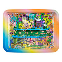 Ooze Designer Series Rolling Tray | Oozeville | Wholesale