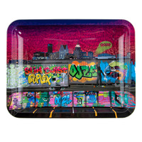 Ooze Designer Series Rolling Tray | Tag | Wholesale