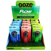 Ooze Flow Grinder 12pc Display | Wholesale Distributor