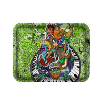 Ooze Rolling Tray | Band Jam | Wholesale Distributor