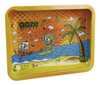 "Ooze Rolling Tray - High Tide / 7""x5"" / Small"