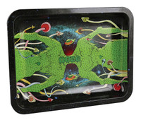 "Ooze Rolling Tray - Omega / 7""x5"" / Small"