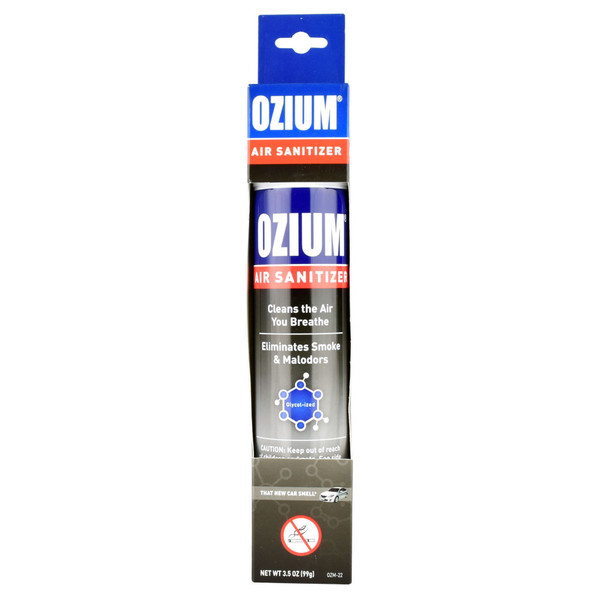Ozium Air Sanitizer | New Car Scent | Master Distributor