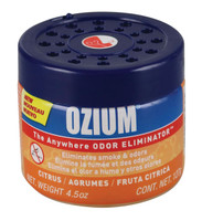 Ozium Odor Eliminator Gel - 4.5oz / Citrus