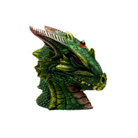 Peaceful Fire Dragon Backflow Incense Burner | Wholesale
