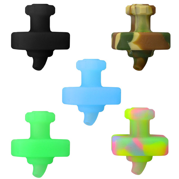 Piecemaker Karb Kap - Silicone | 30mm | Assorted Colors