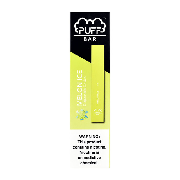 Puff Bar Disposable Stick | Melon Ice | Master Distributor