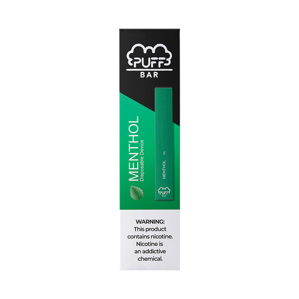 Puff Bar Disposable Stick | Menthol | Master Distributor