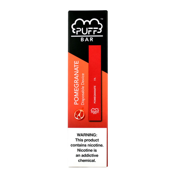 Puff Bar Disposable Stick | Pomegranate | Master Distributor