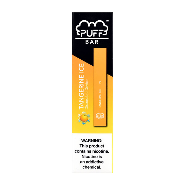 Puff Bar Disposable Stick | Tangerine Ice | Master Distributor