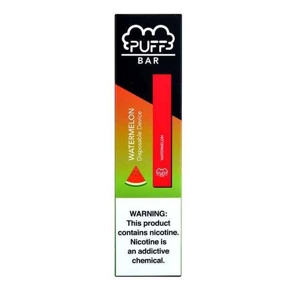 Puff Bar Disposable Stick | Watermelon | Master Distributor