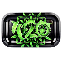 Puff Puff Pass Rolling Tray | Medium 420 | Wholesale Distributor