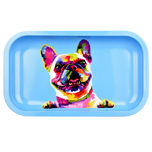 Puff Puff Pass Rolling Tray | Medium Dog | Wholesale Distributor