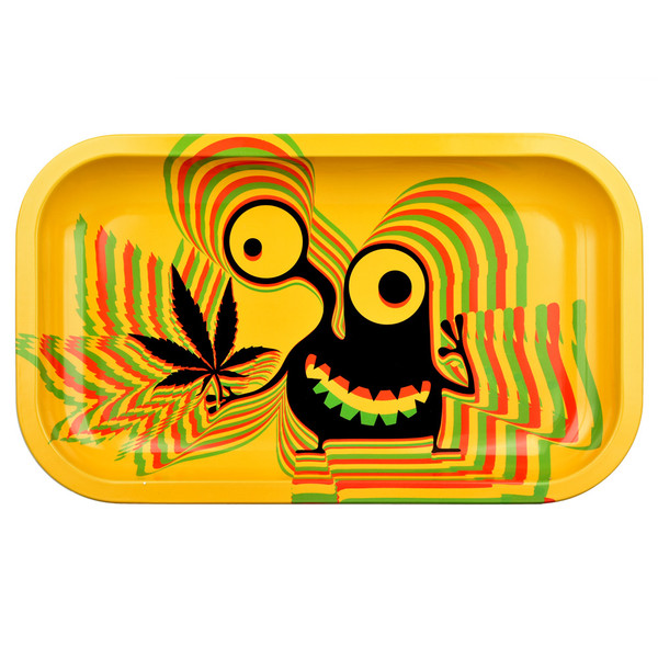 Puff Puff Pass Rolling Tray | Medium Weed | Wholesale Distributor