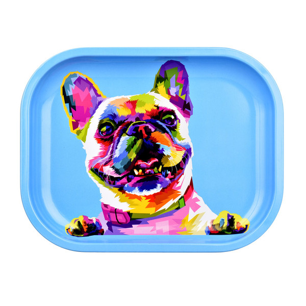 Puff Puff Pass Rolling Tray | Small Dog | Wholesale Distributor