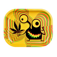 Puff Puff Pass Rolling Tray | Small Weed | Wholesale Distributor