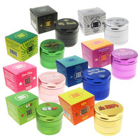 Puff Puff Pass Strain Grinder | Wholesale